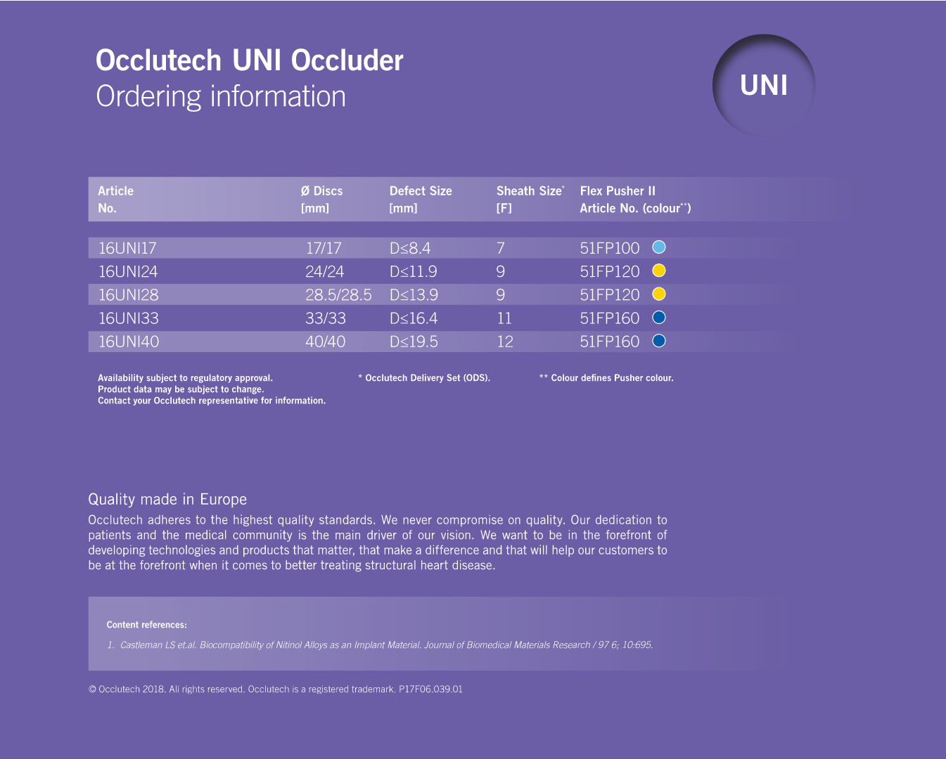 Screenshot 2018 4 8 UNI Products Professionals Occlutech Perfecting Performance6