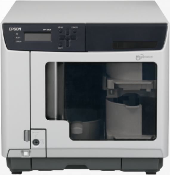 Epson Discproducer™ PP-100N Security