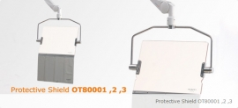 Lead Acrylic Shield OT80001, -02, -03