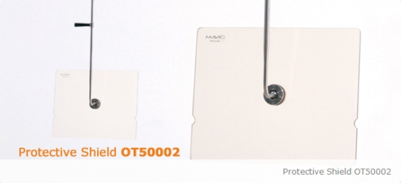 Lead Acrylic Shield OT50002