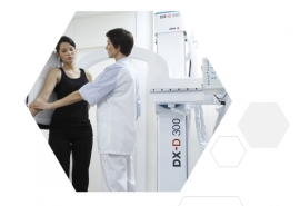 DX-D 300  delivering flexible imaging excellence