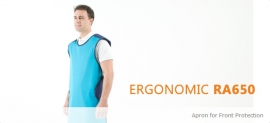 Apron for Front Protection: ERGONOMIC RA650
