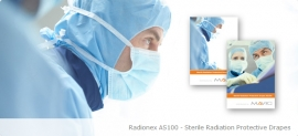 Radionex® AS100 Sterile Radiation Protective Drapes
