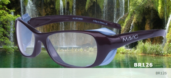 X-Ray Protective Glasses – Model BR126